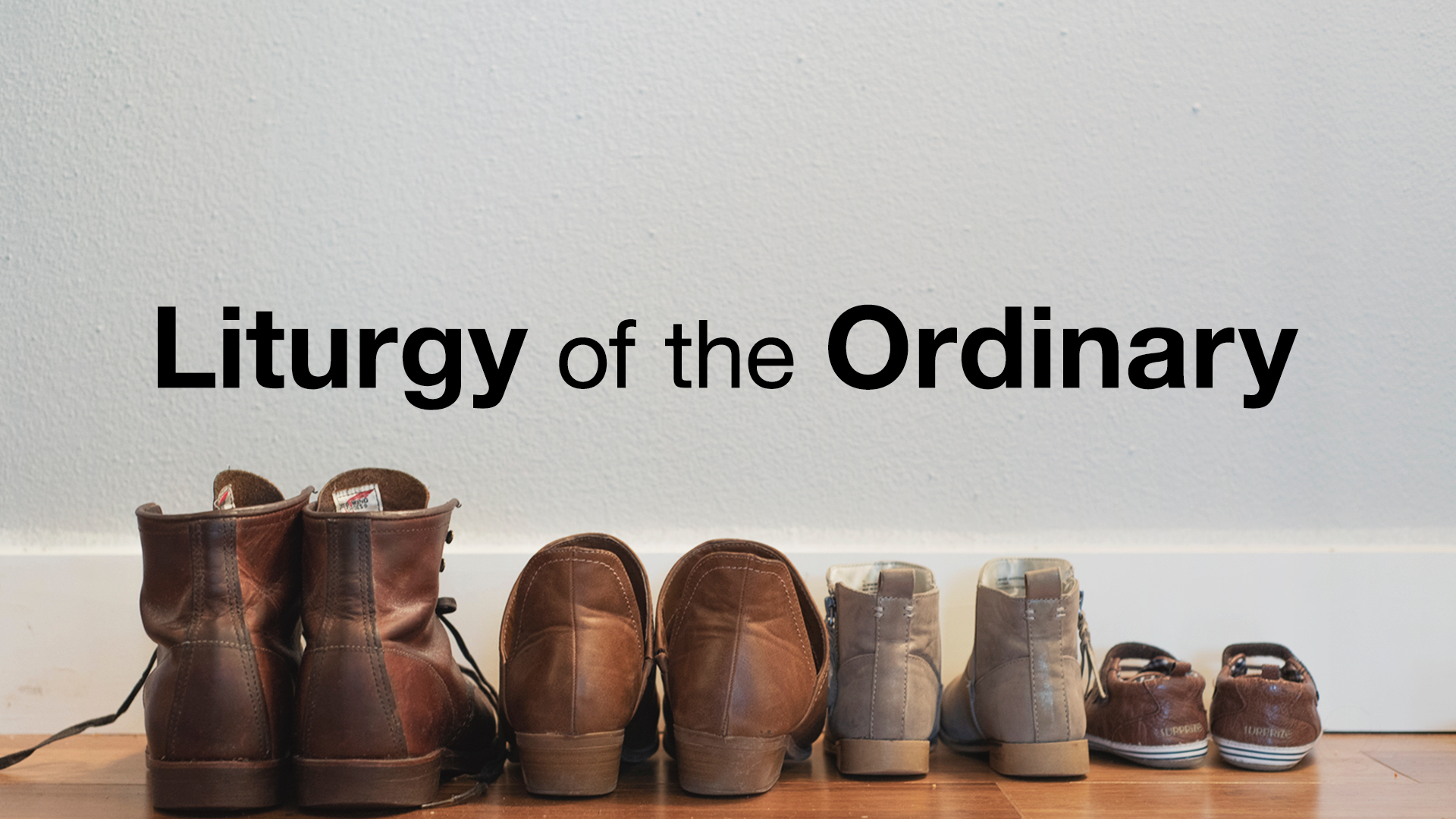 Liturgy of the Ordinary: Resting | February 23, 2020 | Mike Lehmann